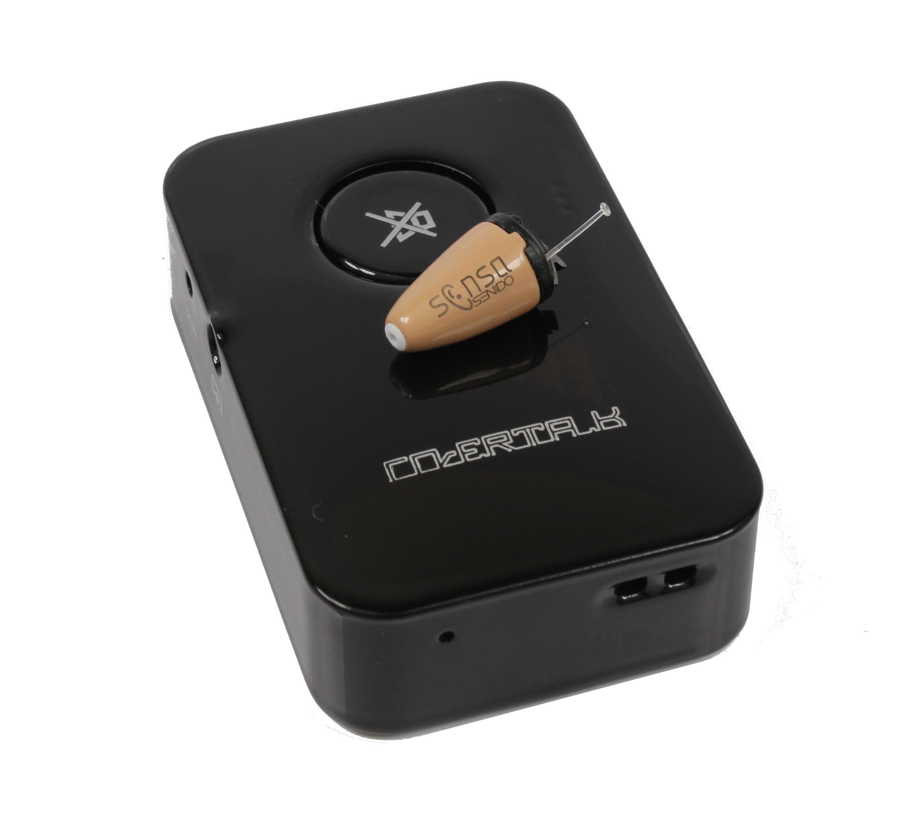 moduł indukcyjny GSM BOX wspołpracujący z mikrosłuchawką