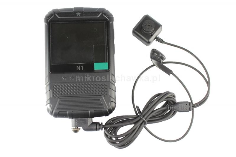 kamera szpiegowska 3G na egzamin